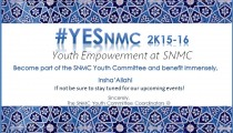 SNMC youth positing