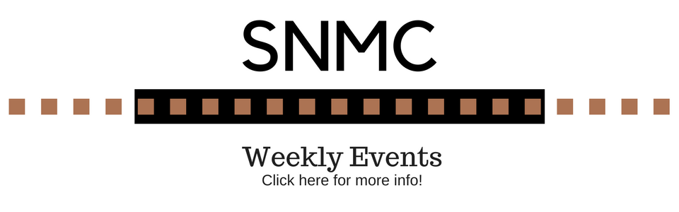 SNMC-Weekly-Events-Poster-Dimensioned